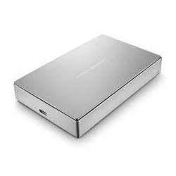 "Disque dur LaCie Porsche Design Mobile Drive 4TB(Silver)2.5"" USB-C | USB 3.0"""