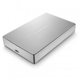 "Disque dur LaCie Porsche Design 5 To - 2.5"" - Externe -USB 3.1"