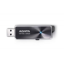 LECTEUR FLASH ADATA USB-FLASH3.0 64GB BLACK