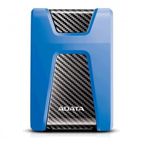 DISQUE DUR ADATA HD650-1TB -USB 3.1 - COLOR BOX BLUE AHD650-1TU31-CBL