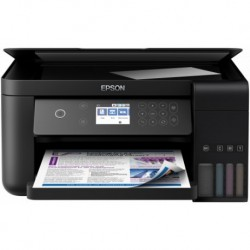 Imprimante Multifonction Jet d'encre EPSON EcoTank ITS Printer L4150 Wi-Fi 3 en 1 A4