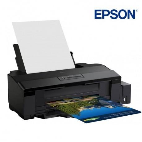 Imprimante EPSON Photo L1800 A3 - Système de réservoir