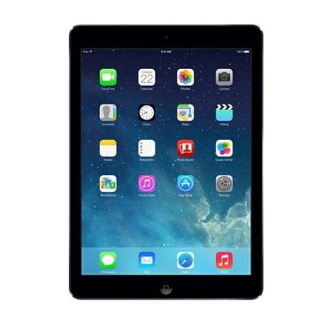 Apple iPad Air Wi-Fi + Cellular 128 Go Argent