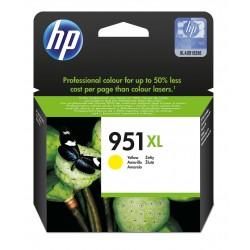 Cartouche d'encre Officejet jaune HP 951XL