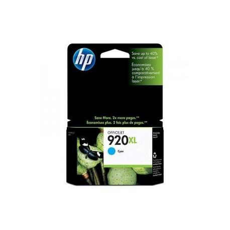 Cartouche d'encre cyan HP Officejet 920XL