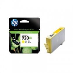 Cartouche d'encre jaune HP Officejet 920XL