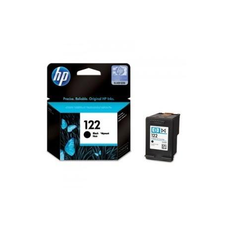 Cartouche d'encre noire HP 122