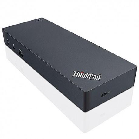 Station d'accueil ThinkPad Thunderbolt 3 - EU/INA/VIE/ROK