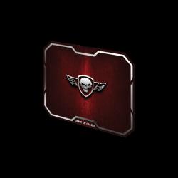 Tapis de souris de jeu SPIRIT of GAME noir - rouge