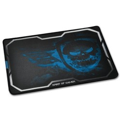 Tapis de souris de jeu Spirit Of Gamer Smokey Skull King