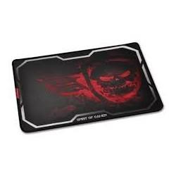 Tapis de souris de jeu SpiritOfGamer Smokey Skull King