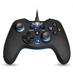 Manette de Jeu Spirit Of Gamer XGP Wired pour Playstation 3 / PC