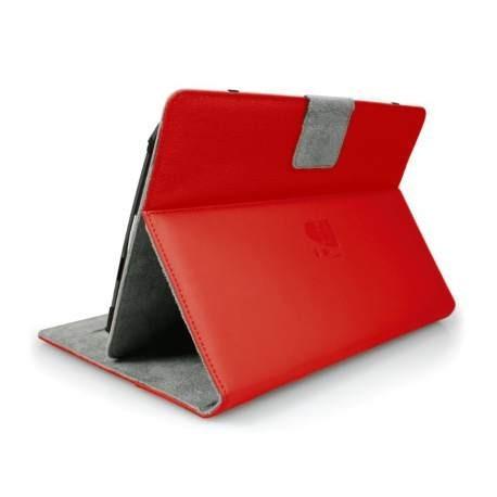 Etui pour tablette Port Designs Phoenix IV Universal 7/8,5'' Rouge