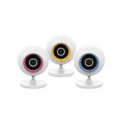 Caméra de surveillance Wi-Fi vision nocturne portable pour vos enfants