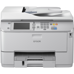 Imprimante Multifonction Epson WorkForce Pro M-5690DWF A4 - Jet d'Encre Monochrome