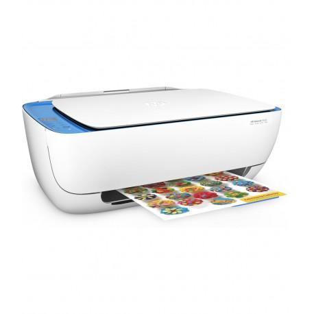 Imprimante Multifonction HP DeskJet 3639 Couleur MFP 3en1 A4 Wifi