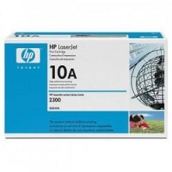 Cartouche tonner d'impression noire HP LaserJet 10A
