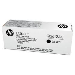 Cartouche de Toner HP 12A LaserJet - Noir
