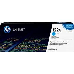 Cartouche d'encre cyan HP LaserJet 122A