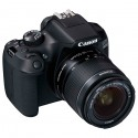 Reflex Canon EOS 1300D + Objectif Canon EF-S 18-55mm