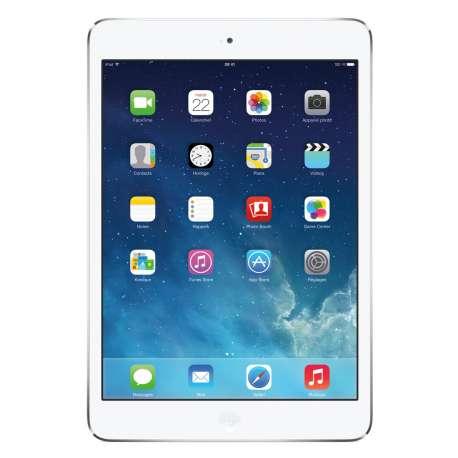 Apple iPad mini avec écran Retina Wi-Fi + Cellular 16 Go Argent