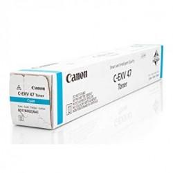 Toner Copieur Canon C-EXV 47 Cyan