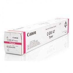 Toner Copieur Canon C-EXV 47 Magenta