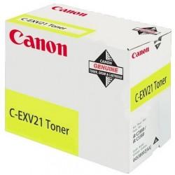 Canon C-EXV21 Toner laser 14000 pages Jaune