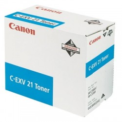 Toner Copieur Canon C-EXV 21 Cyan