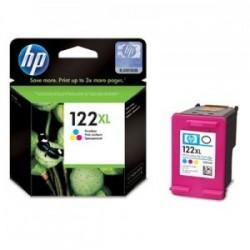 Cartouche d'encre trois couleurs HP 122XL