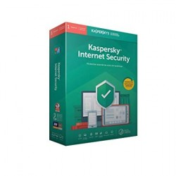 Kaspersky Internet Security 2019 - 1 Poste / Multi Appareils / 1 An