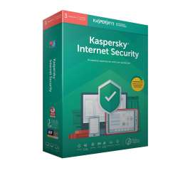 Kaspersky Internet Security 2019 - 3 Postes / 1 An / Multi Appareils