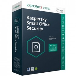 Kaspersky Small Office Security 6.0 - 1 server + 5  POSTES