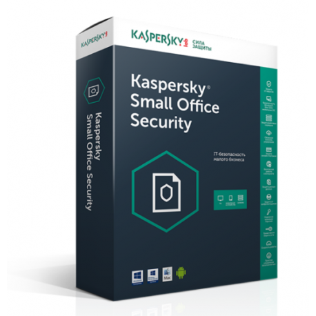Kaspersky Small Office Security 6.0 - 2 Serveurs - 20 Postes