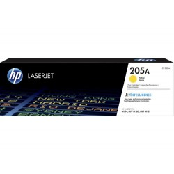 Cartouche de toner HP 205A LaserJet Jaune - Cartridge 900