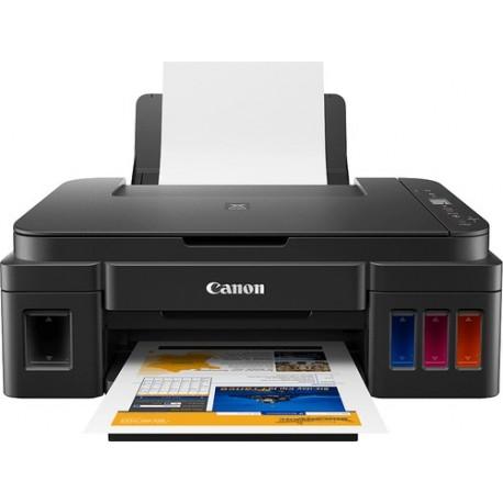 Imprimante Canon 2313C025AA - Multifonctions Jet d'encre Pixma G2411 3en1A4PPMB&W9PPM 4800