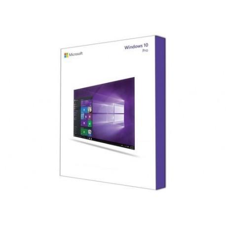 Microsoft Windows 10 Pro 32 bits (français) DSP OEI - Licence OEM