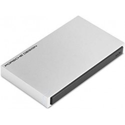LaCie Porsche Design Mobile Drive STET1000403 - Disque dur - 1 To -externe (portable) - USB 3.0