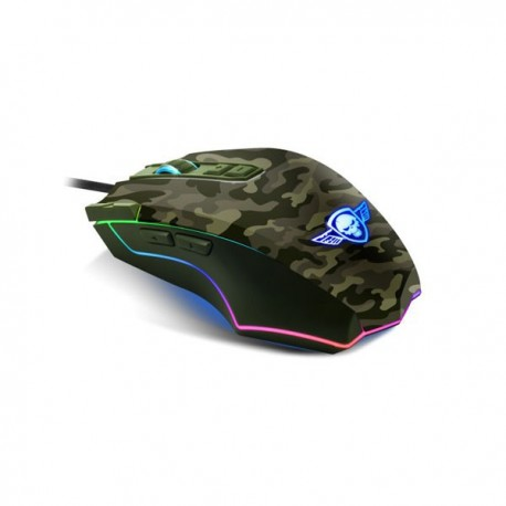 Souris Gaming SpiritOfGamer Elite M50 - Edition Armé