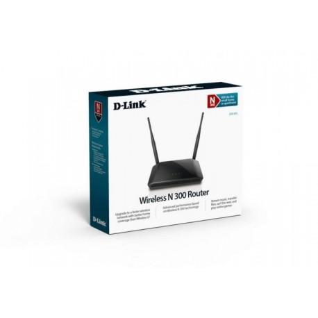 Point d'accès et répéteur wifi D-Link DIR 615 300Mb/s