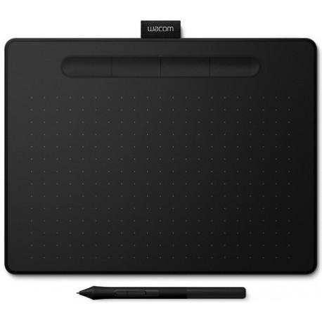 Tablette Graphique Wacom Intuos M Bluetooth - Noir