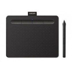 Tablette Graphique Wacom Intuos S Bluetooth - Noir