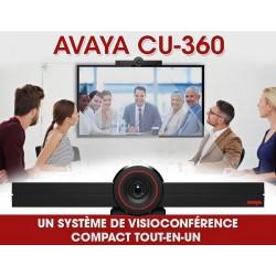 Avaya CU-360 un système de visioconférence compact tout-en-un