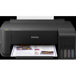 Imprimante Jet d'encre EPSON ECOTANK L1110 - Couleur Format A4 (C11CG89402)