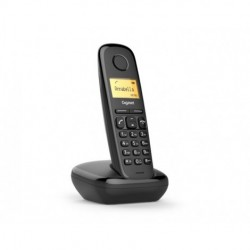 TÉLÉPHONE SANS FIL GIGASET A170 NOIR (avec ID d'appelant)