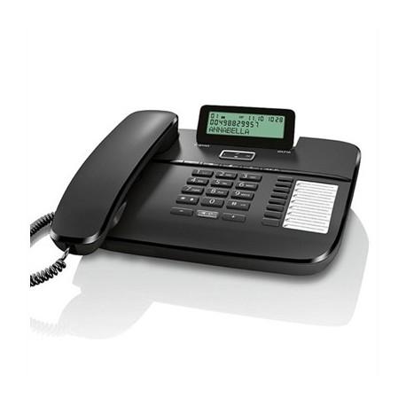 Gigaset DA710 - Téléphone filaire avec ID d'appelant (4250366828329)
