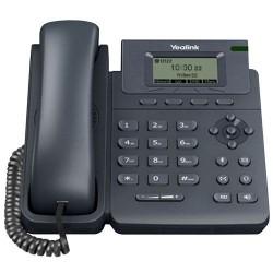 Yealink SIP-T19P E2 - Téléphone IP simple avec écran LCD 1 compte SIP