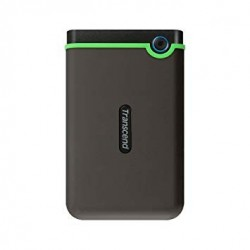 """Transcend Disque dur externe 2.5"""" 2To 3.0 (TS2TSJ25M3S)"""