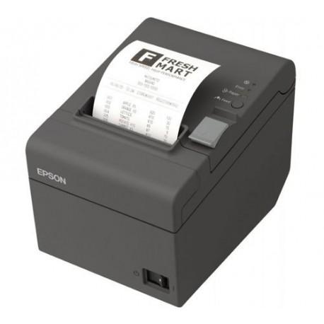 Imprimante thermique de tickets PDV Epson TM-T20II (002) avec USB + Serial, PS, EDG, EU