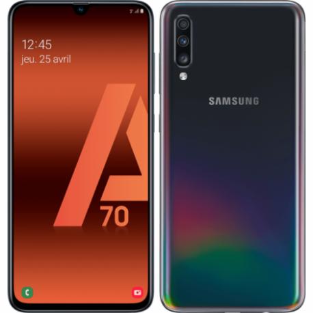 "Samsung SM-A705FZKUMWD - Smartphone Galaxy A70 (2019) 6,7""OCTO CORE 2.7 GHz+1,7GHz 6Go 128"
